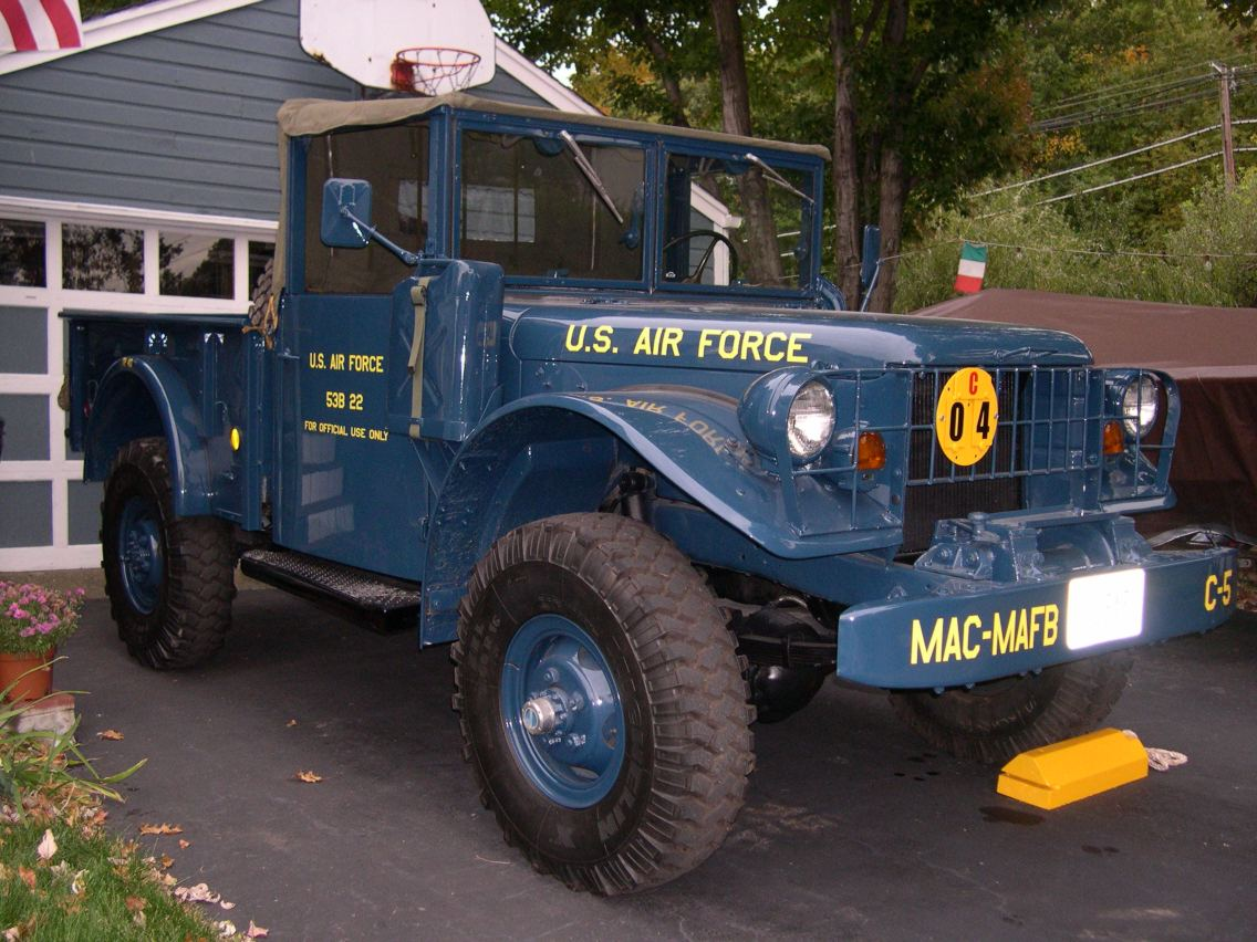 Photos of Ed s USAF M37