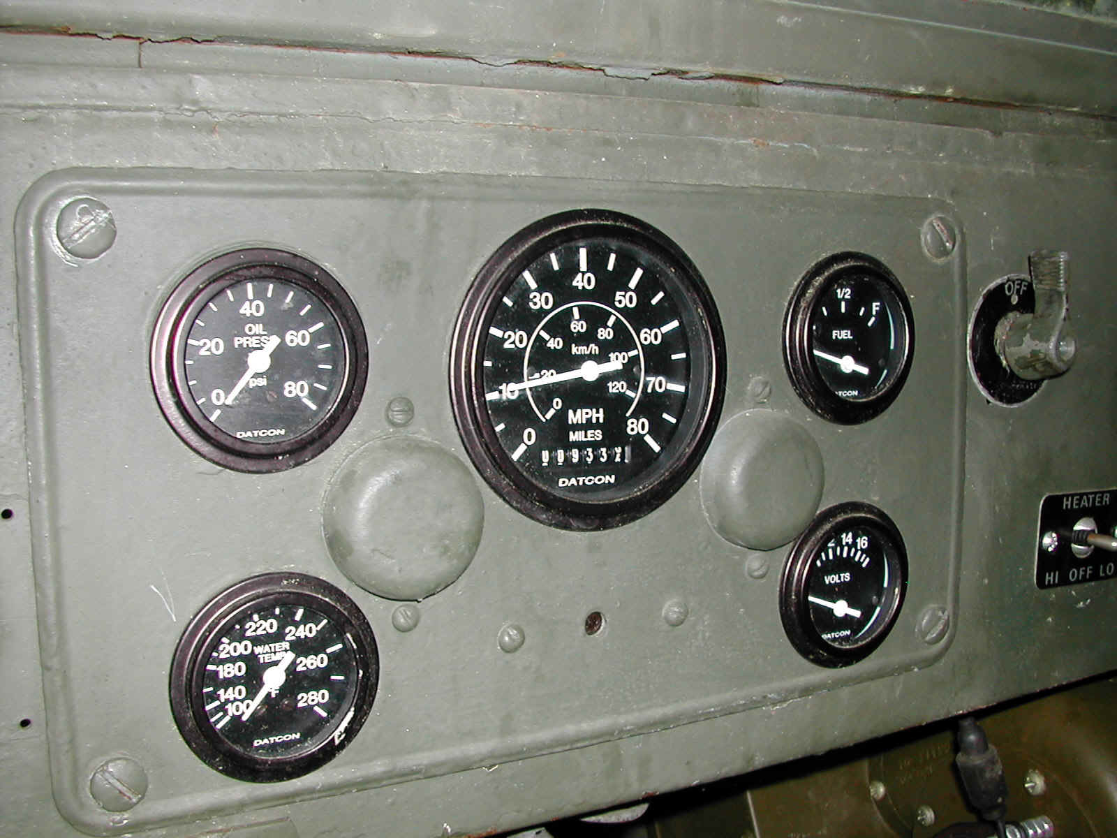 DatconGuages Datcon Oil Pressure Gauge Wiring Diagram on