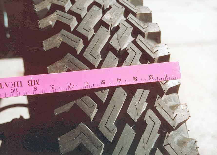 Michelin 1100r16 Xl Tires